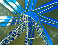 Looking Up - Collier Center, Phoenix, Arizona
