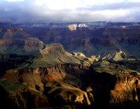 603-45 View from Yavapai Point - Grand Canyon, Arizona