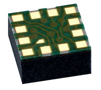 Tri-Axis Accelerometer Top 2x2mm